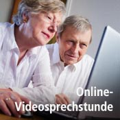 Online-Videosprechstunde